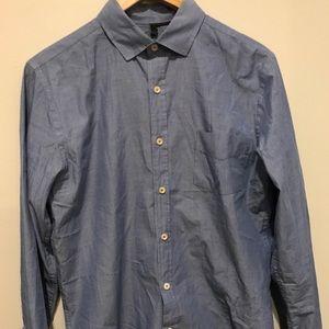 GUC Benetton button up shirt